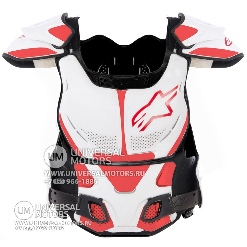 Защита Alpinestars A-8 Chest Protection Vest for BNS (14322172257355)