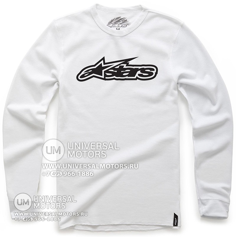 Джерсси Alpinestars Inverse Blaze Thermal Long Shirt (14322179787432)