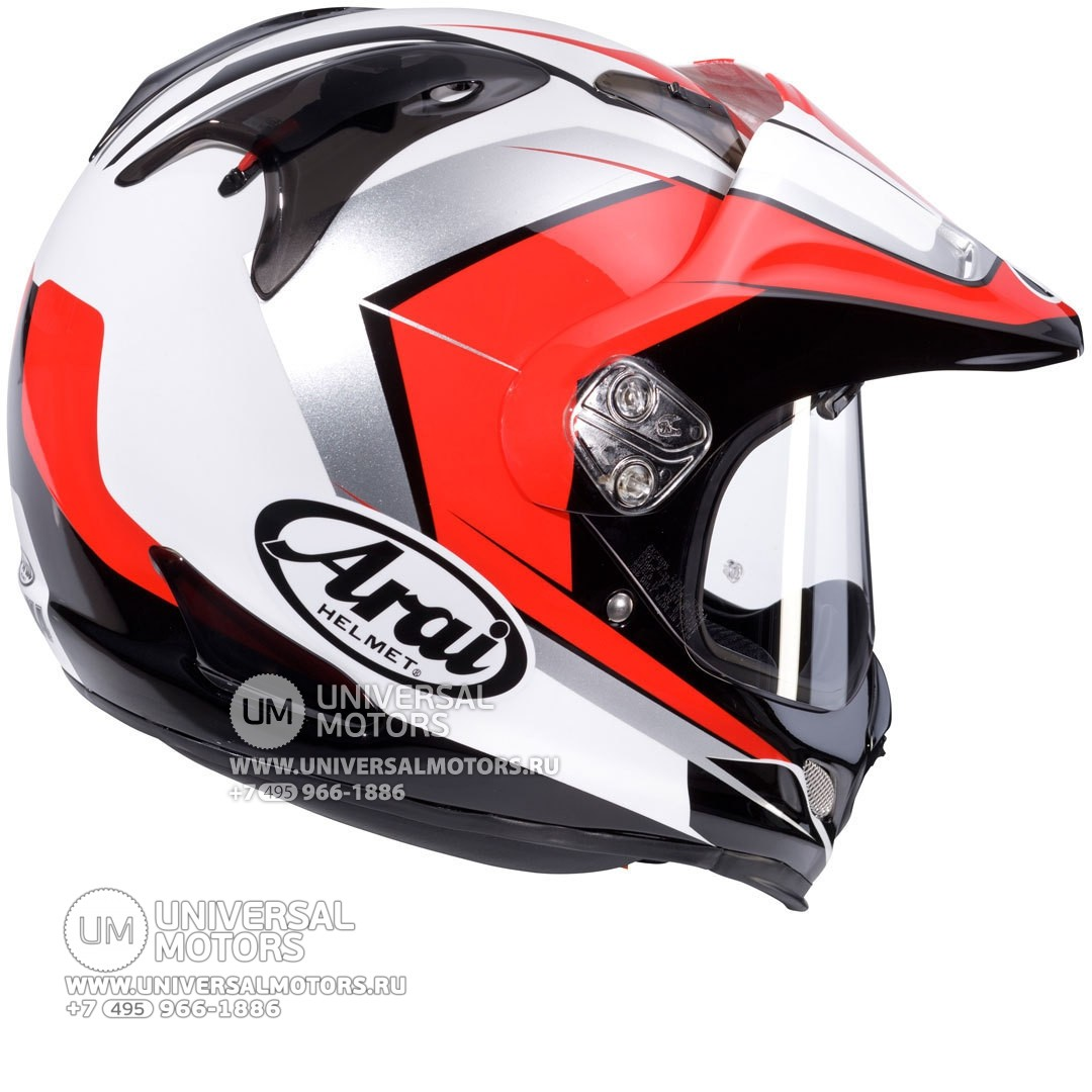 Шлем Arai Tour-X 4 Flare Red (14322191477559)