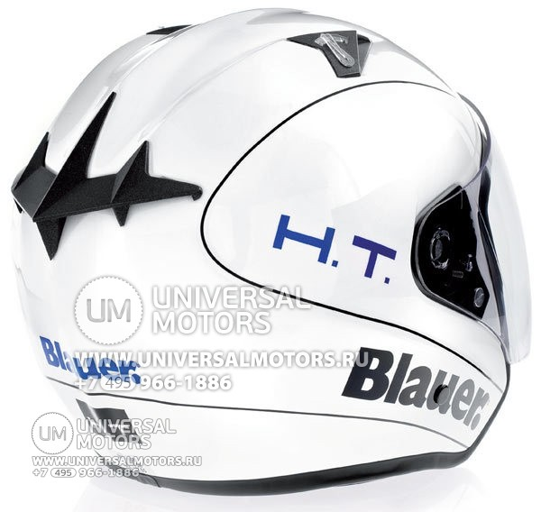 Шлем Blauer Trooper White (14322209837745)