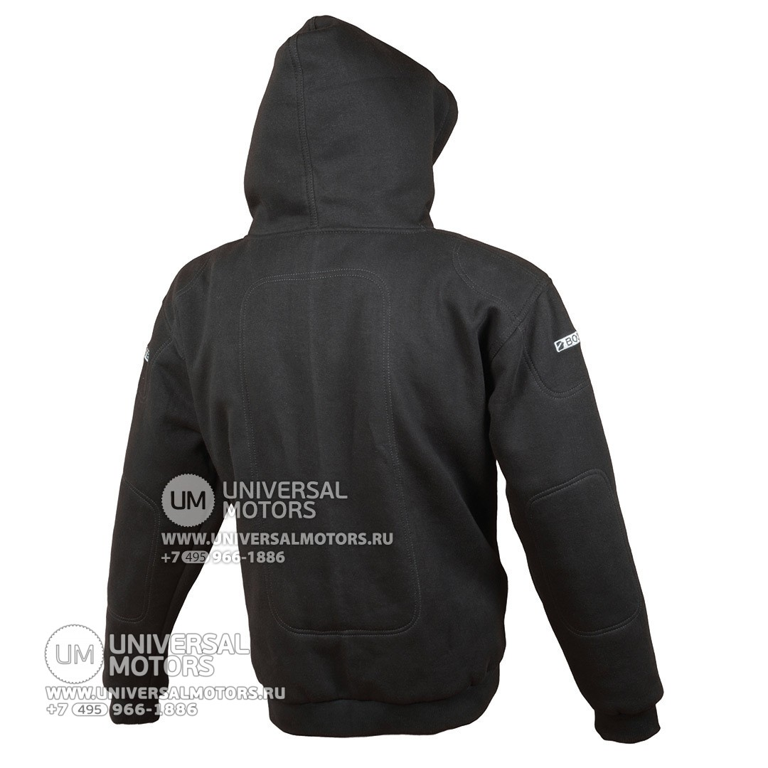 Кофта Booster Core Hoodie with Kevlar (14322212437844)