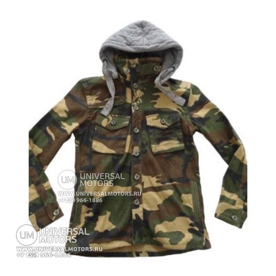 Кофта Booster Hunt Hoodie with Kevlar (14322212657847)