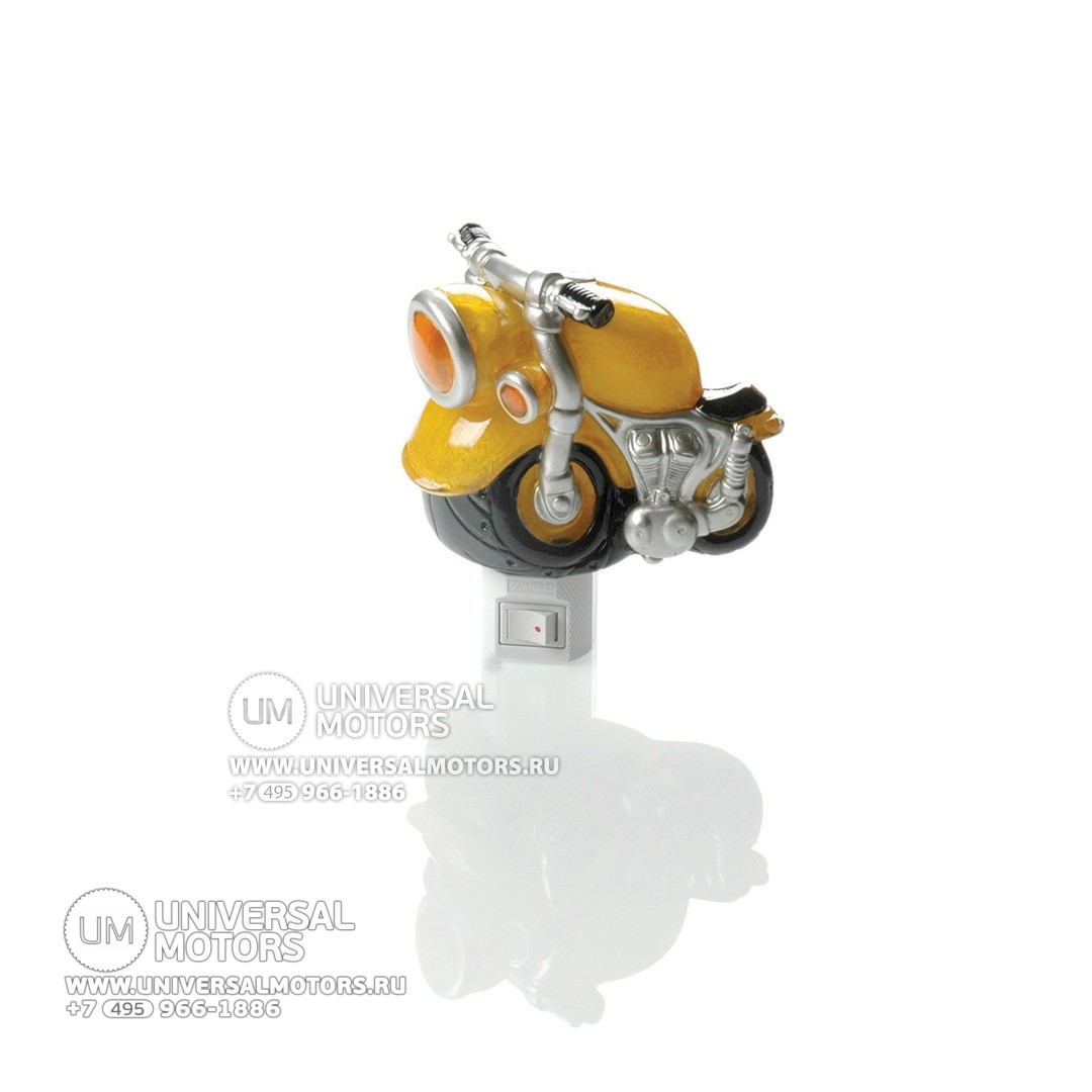 Booster Motorcycle Night Lamp (14322213927861)