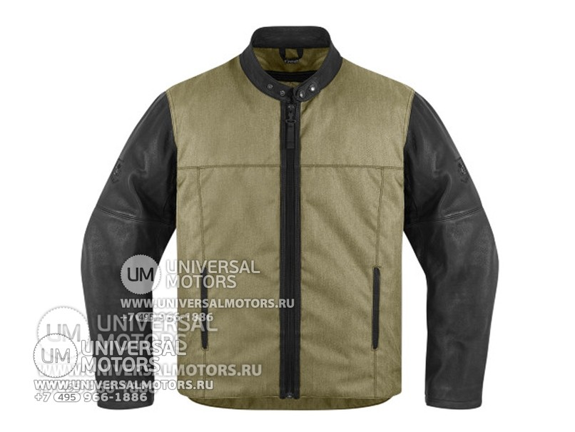 Куртка ICON 1000 VIGILANTE JACKET DARK EARTH (14323076581151)