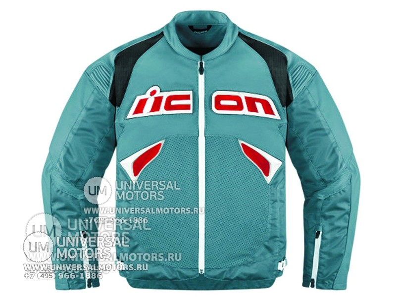 Куртка ICON Sanctuary Jacket GREY (14323696576491)
