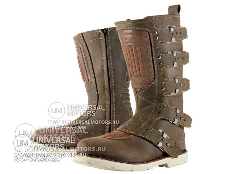 Сапоги Icon 1000 ELSINORE BOOT BROWN (14328073200281)