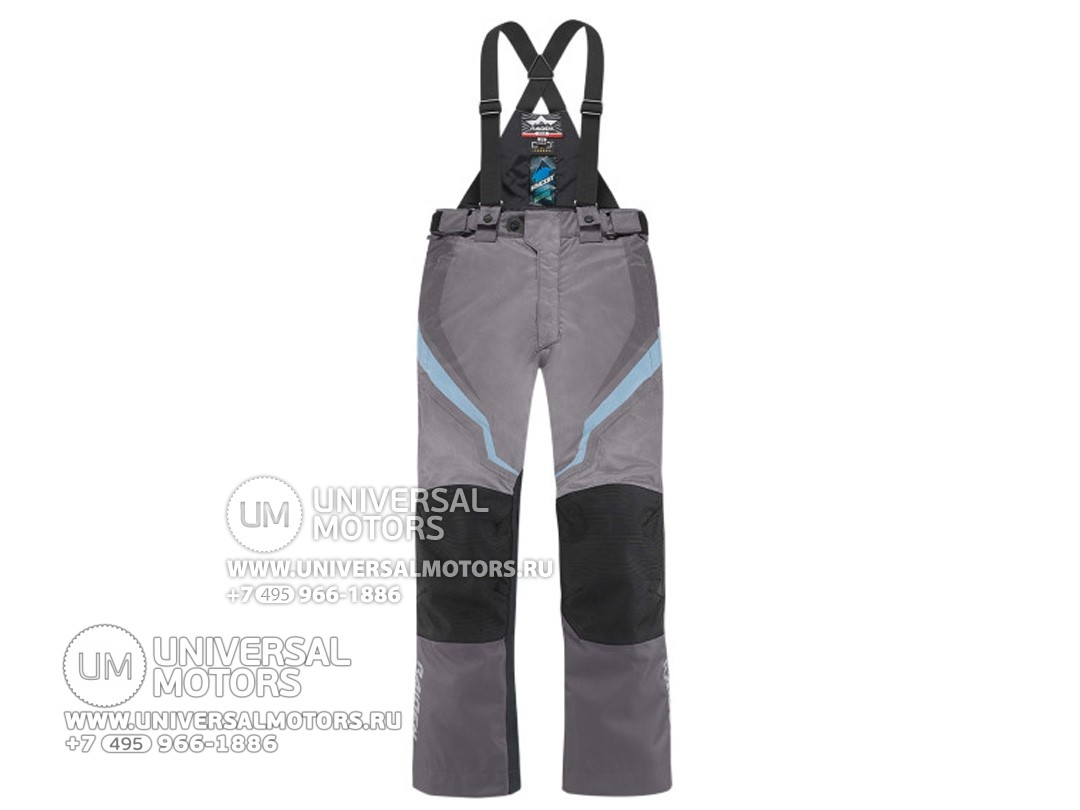 Брюки ICON RAIDEN DKR PANT CHARCOAL (14334051389272)