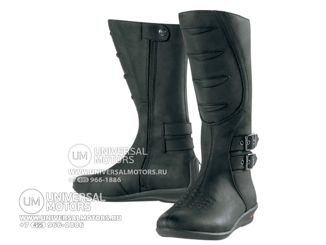 Сапоги ICON SACRED TALL BOOT BLACK (14334163521784)