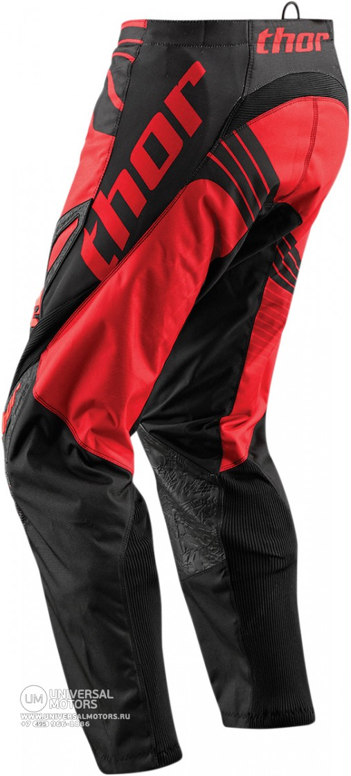 Брюки THOR PHASE TOPO RED PANT (14380121372694)