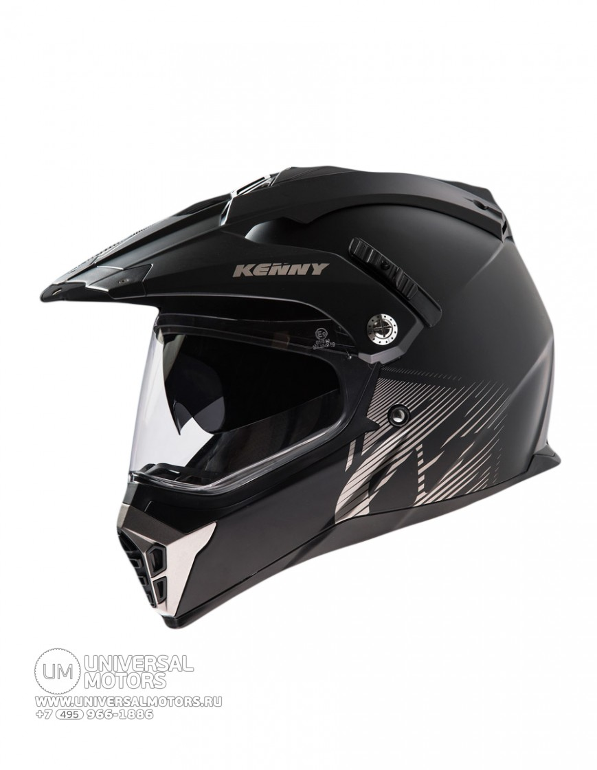 Шлем Kenny XTR BLACK (14417042300667)