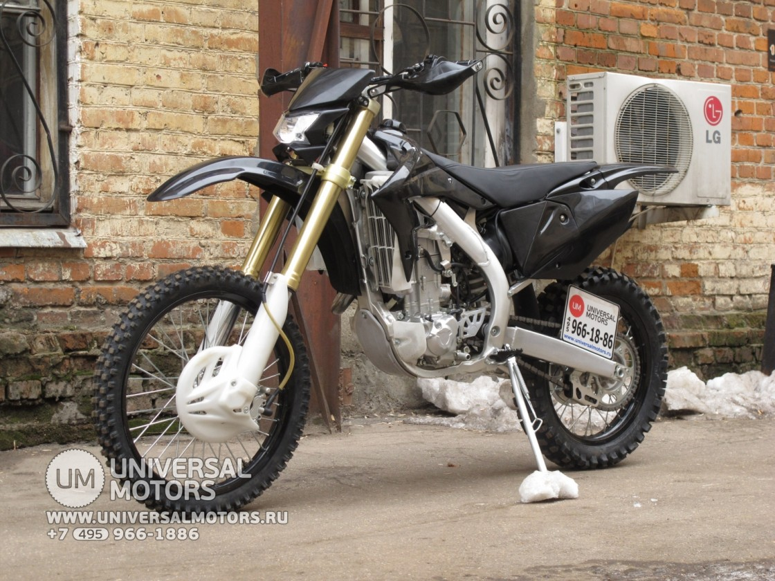 Мотоцикл Honda CRF 450 X Replica (14559889612019)