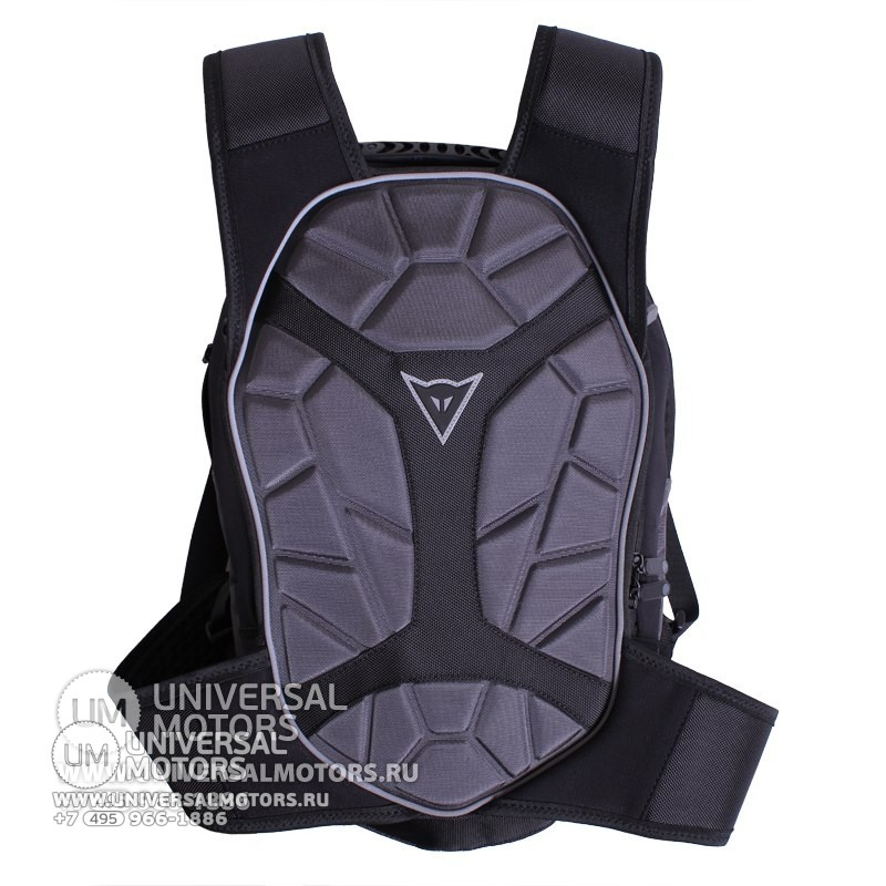 Рюкзак Dainese D-EXCHANGE BACKPACK L - NERO (14569921001981)