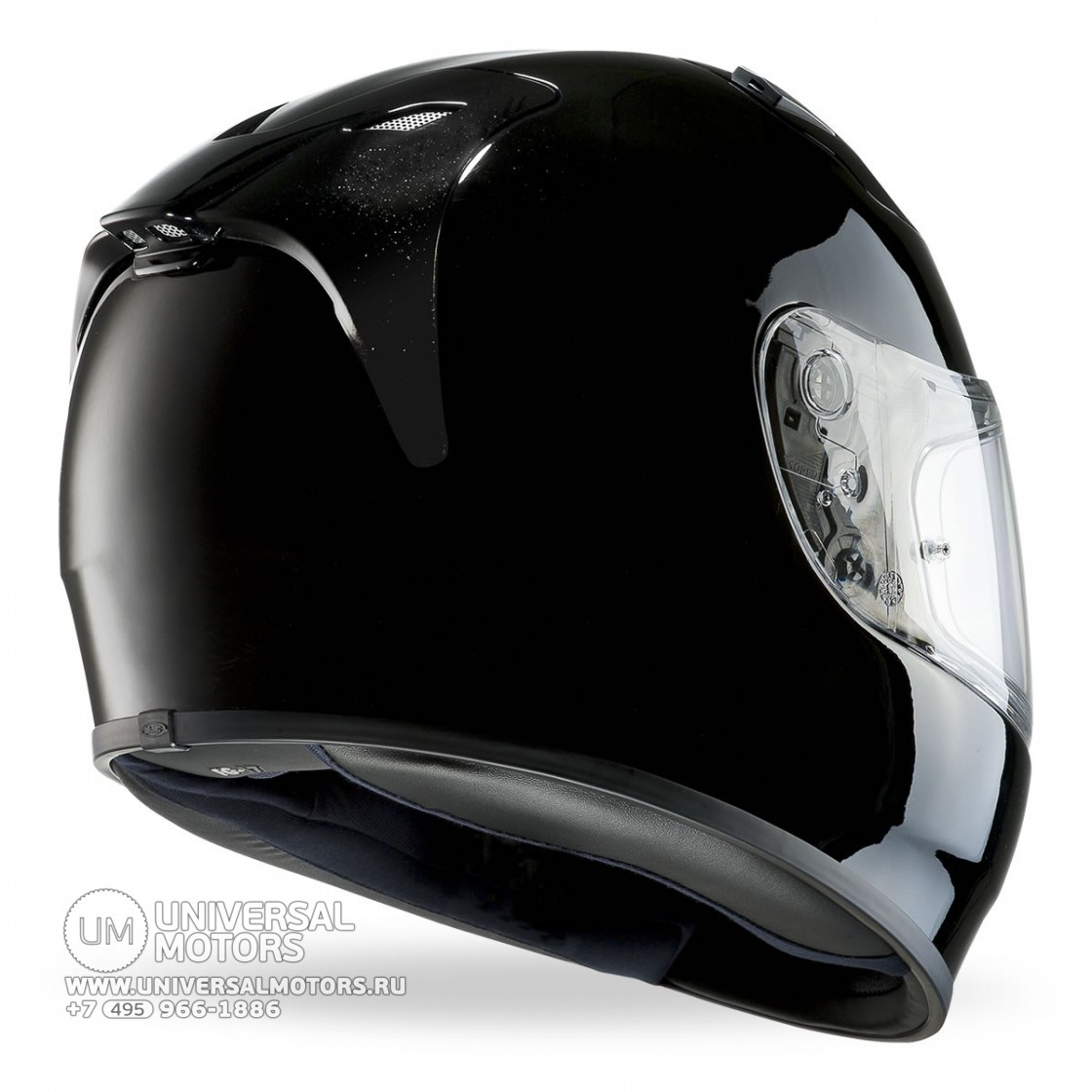 Шлем HJC FG-17 Metal Black (14569944624392)
