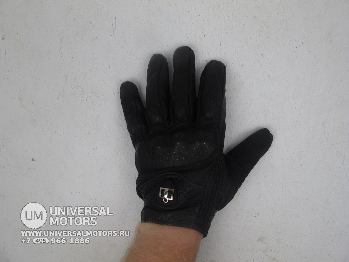 Перчатки ICON PURSUIT GLOVE BLACK MENS rp2 (14716768518886)