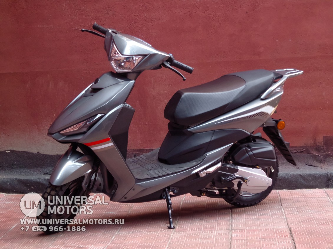 Скутер Honda New Elite 50cc (125) (15318440945547)