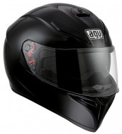 Шлем AGV K-3 SV Solid Black
