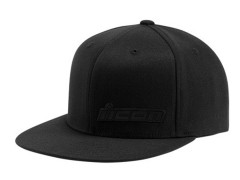 Кепка ICON FUSED HAT BLACK