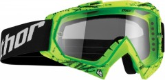 Очки Thor ENEMY SPLATTER GREEN YOUTH GOGGLE