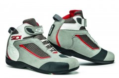 Мотоботы SIDI GAS GREY/WHITE