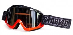 Очки Starezzi MX Black Fluo Orange 156-705