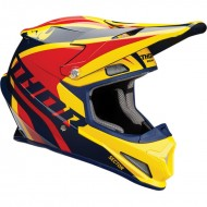 Шлем THOR SECTOR RICOCHET OFFROAD NAVY/YELLOW