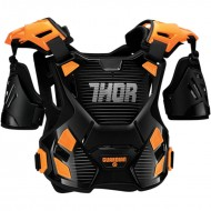 Защита THOR GUARDIAN BLACK/ORANGE