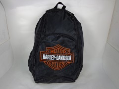 Рюкзак Harley-Davidson UM black\orange