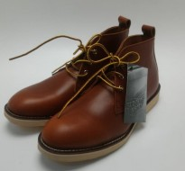 Ботинки Red Wing Shoes 3140 P08 Red Brown