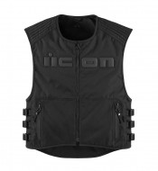 Жилет ICON BRIGAND STEALTH BLACK
