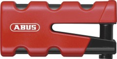 Замок мото. ABUS 77 GRANIT Sledg 77 grip red