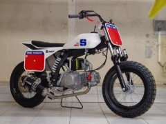 Питбайк YCF Sunday Motors Flat Track S147 14/14