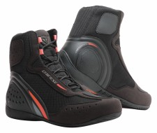 Ботинки Dainese MOTORSHOE D1 AIR Z09 Black/Fluo-Red/Anthracite