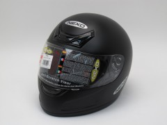 Шлем NEXO Strike II flat black