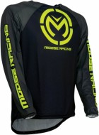 Джерси MOOSE RACING M1 S19 OFFROAD BLACK/HI-VIZ YELLOW