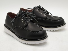 Ботинки Red Wing Shoes 8103 Black white2