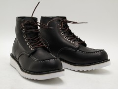 Ботинки Red Wing Shoes 8875 Black white2