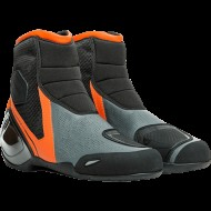 Ботинки DAINESE DINAMICA AIR 21D BLK/FLAME-ORANG-ANTH