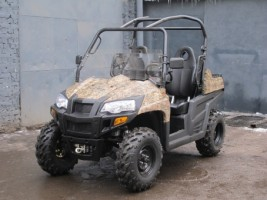 Квадроцикл HISUN UTV STRIKE 800-SPORT