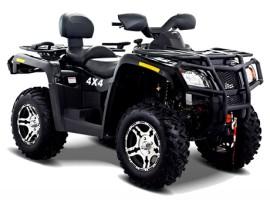 Квадроцикл HISUN ATV 800 I