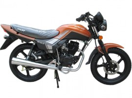 Мотоцикл Racer Tiger RC150-23 New