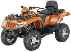 Квадроцикл Arctic Cat TVR 550 GT PS 2012