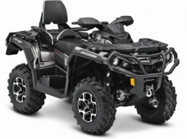 Квадроцикл BRP Outlander MAX 1000 LTD