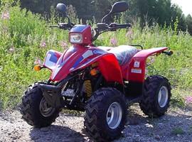 Квадроцикл детский POLAR FOX ATV50
