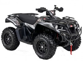 Квадроцикл ADLY LUXURY ATV600U