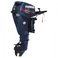 Лодочный мотор Evinrude High output (H.O.) 15-HO
