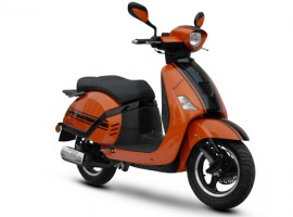 Скутер Nexus Classic 150 Orange