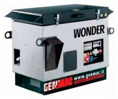 Генератор GENMAC Wonder 8100 RE