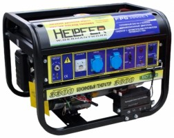 Генератор Helpfer FPG3800E1