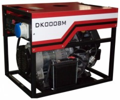 Генератор Russian Engineering Group DK0008M
