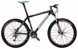 Велосипед Bianchi Methanol SL2 Team Replica Red Metal Zero XRP (2013)
